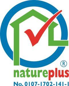 Isocell papirisolering er godt for miljøet og har natureplus certifikat