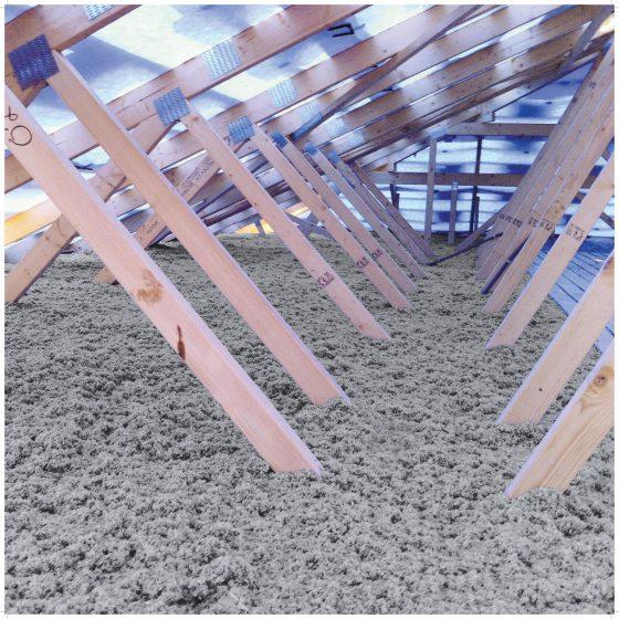 ABKS kan efterisolere et almindeligt parcelhus på nogle få timer og fjerne kuldebroer, som er årsagen til varmetab.